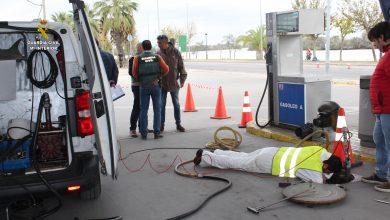 Photo of Detenidos los responsables de una gasolinera en Coria por un delito contra medio ambiente y los recursos naturales