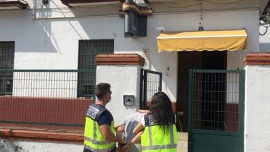 Photo of La Policía detiene al autor de dos robos violentos cometidos mediante tirón en Sevilla