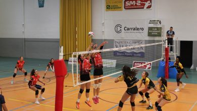 Photo of El Mairena Voley vence 0-3 al FamilyCash Xàtiva