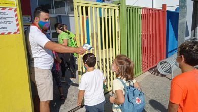 Photo of Las escuelas deportivas municipales de San Juan inician sus actividades con la prevención como protagonista