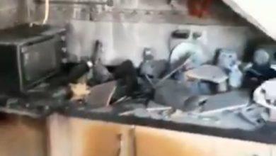 Photo of Dos heridos en el incendio de una vivienda de Coria del Río