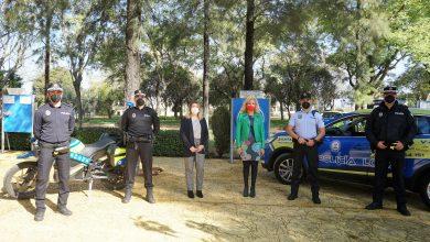 Photo of La Policía de Castilleja estrena imagen corporativa y uniformes hechos con materiales reciclados