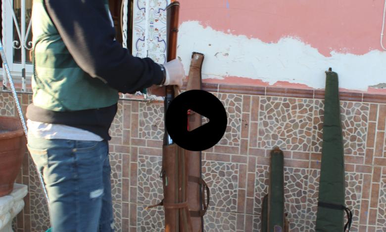 Photo of La Guardia Civil detiene a un clan familiar por venta de droga en Almesilla