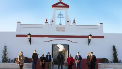 Photo of El cementerio de Gines renueva su entrada principal