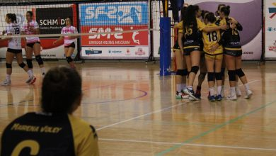 Photo of Duelo de titanes entre el Mairena Voley Club y el Opportunity CDU Atarfe