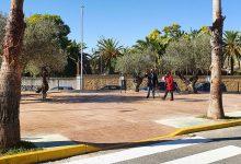 Photo of Espartinas continúa con las mejoras de sus calles principales