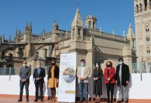Photo of Alejandro Moyano: «La Diputación tiene un compromiso claro con la cultura y el patrimonio religioso y artístico ligado a la Semana Santa»