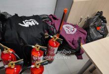 Photo of Detenidos cinco aluniceros por el robo a una tienda de ropa en Coria del Río