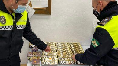 Photo of La Policía Local de Benacazón incauta material pirotécnico en un establecimiento sin autorización
