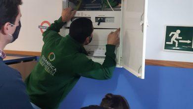Photo of El Ayuntamiento de Espartinas inicia los trabajos de instalación de equipos de autoconsumo fotovoltaico en edificios municipales y colegios de la localidad