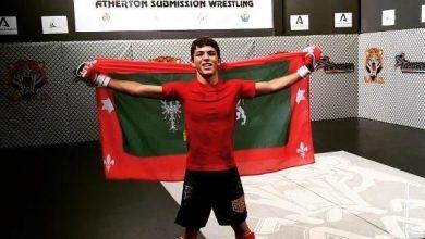 Photo of Castilleja del Campo celebra la clasificación de Gonzalo Luque para el Campeonato de España 2021 de MMA