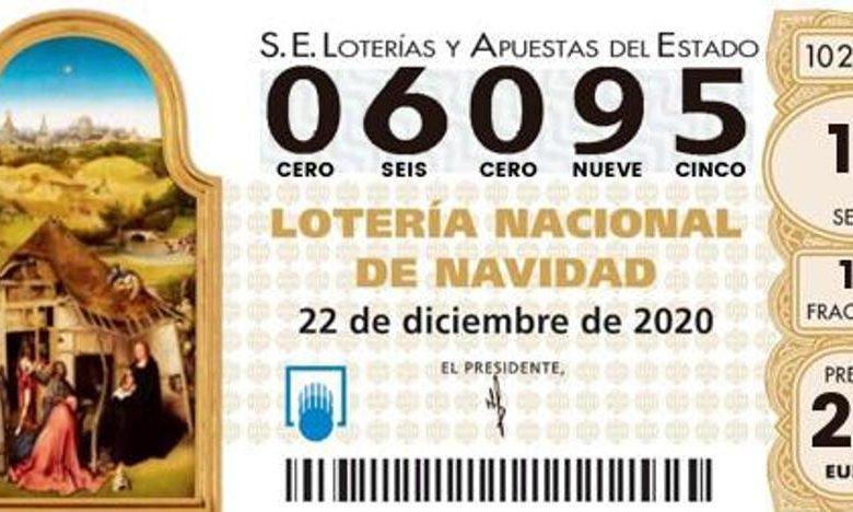 Photo of El segundo premio de la Lotería de Navidad cae en Isla Mayor