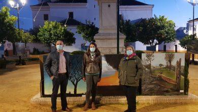 Photo of Valencina expone 28 obras artísticas realizadas en los Talleres de Dibujo y Pintura