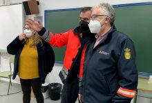 Photo of Bormujos desinfecta el Colegio Padre Manjón entero atendiendo la ayuda de su directora por casos Covid-19 detectados