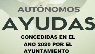 Photo of Olivares otorga 191 ayudas a Autónomos y Empresas del municipio en el 2020
