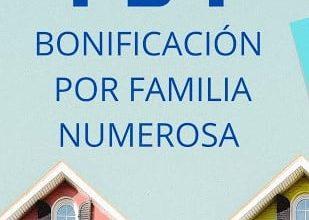 Photo of Olivares abre el plazo para solicitar la bonificación del IBI-Urbana de 2021 para familias numerosas