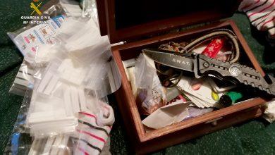 Photo of La Guardia Civil desmantela un punto de venta de droga en Palomares que vendía incluso a menores