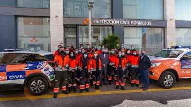 Photo of El servicio de Protección Civil de Bormujos se convierte en un año en uno de los más modernos y preparados de la provincia de Sevilla