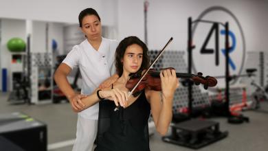 Photo of Metropol Salud pone en marcha un servicio especializado de fisioterapia para músicos único en el Aljarafe