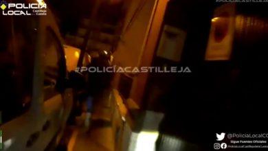 Photo of Así es la persecución en primera persona de la Policía de Castilleja para detener a un conocido delincuente