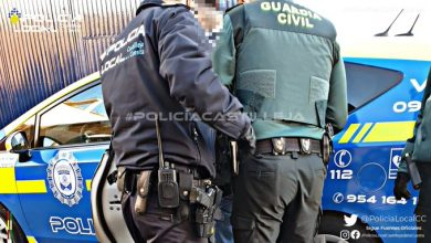 Photo of Desarticulada una banda especializada en robar pisos en varias localidades de la geografía andaluza