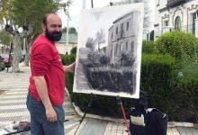Photo of Llega el tradicional Certamen de Pintura al Aire Libre de Sanlúcar la Mayor