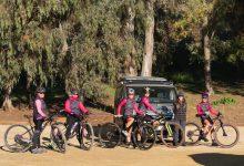 Photo of Nace Kanina Woman Bikes, primer equipo ciclista BTT de Andalucía formado íntegramente por mujeres
