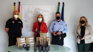 Photo of Castilleja de la Cuesta  mejora el sistema de transmisiones de la Policía Local con nuevos equipos digitales