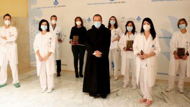 Photo of El Hospital San Juan de Dios del Aljarafe entrega sus Premios a la Excelencia Investigadora y las Granadas de Oro a profesionales jubilados