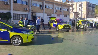 Photo of San Juan de Aznalfarache adquiere cinco vehículos sostenibles para la Policía Local