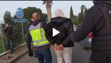 """Photo of La Policía Nacional detiene a dos peligrosos """"atracanarcos"""" que se hacían pasar por policías"""