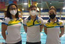 Photo of Buenas sensaciones y marcas de los Juniors del Club Natación Mairena en Sabadell