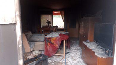 Photo of Una chispa en el cableado de un calefactor provoca un incendio en Bormujos