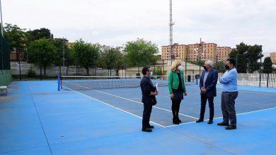 Photo of Castilleja de la Cuesta invierte 9.000 euros en el arreglo y mejora de las pistas de tenis de Nueva Sevilla