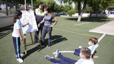Photo of Educación vial y sostenible en las aulas de Mairena del Aljarafe