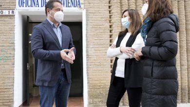 Photo of El alcalde de Mairena del Aljarafe solicita una reunión con los bancos para facilitar el acceso a una vivienda