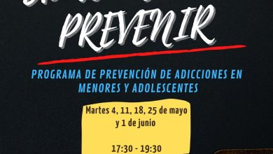 Photo of Olivares pone en marcha el programa de prevención de adicciones y el consumo de drogas en menores y adolescentes