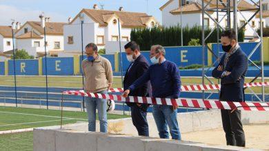 Photo of Las obras de remodelación del Estadio Nuevo San José de Gines avanzan a buen ritmo