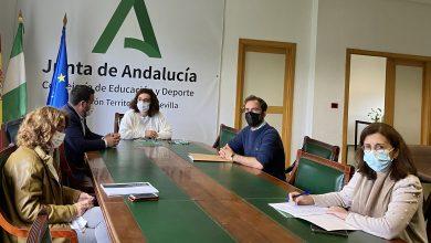 Photo of El Ayuntamiento traslada a la Delegación de Educación las necesidades de los centros educativos de Gines