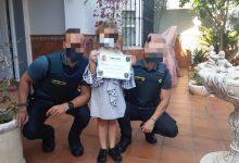 Photo of Alba Serrano, la niña de 7 años que salvó la vida de su madre en Espartinas
