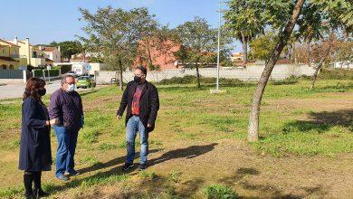 Photo of Espartinas invierte 480 mil € de los Edusi en la construcción de un gran parque frente al Monasterio de Loreto