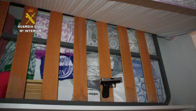 Photo of La Guardia Civil detiene al autor  de dos atracos a punta de pistola en dos gasolineras de Bollullos de Mitación