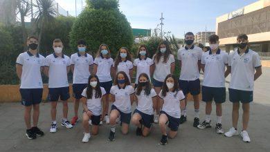 Photo of Nadadores del Club Natación Mairena subcampeones de España