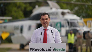 Photo of Moreno presenta 3 nuevos helicópteros y nuevos camiones autobomba que mantienen al Infoca como vanguardia en la lucha contra los incendios