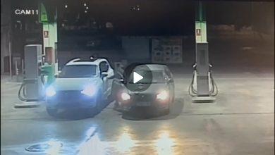 Photo of En vídeo el robo de un coche de alta gama en una gasolinera de San Juan