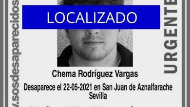 Photo of Localizado en buen estado el joven de 21 años de San Juan de Aznalfarache
