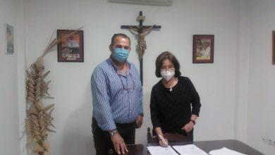Photo of La Hermandad de Gracia de Gelves encarga trabajos de restauración para de la saya de salida de su titular