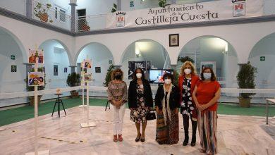 Photo of Castilleja de la Cuesta acoge la primera exposición colectiva de mujeres artistas contra la violencia de género