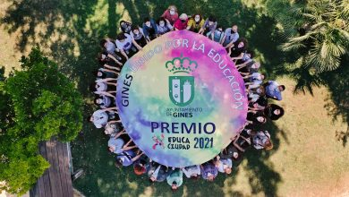 Photo of El compromiso de Gines con la educación, distinguido a nivel andaluz con el premio Educaciudad