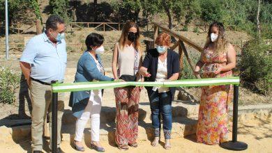 Photo of Inaugurado el parque municipal de Los Manantiales en plena Cornisa del Aljarafe
